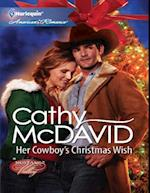 Her Cowboy's Christmas Wish (Mills & Boon American Romance) (Mustang Valley, Book 2)