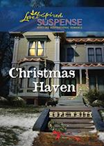 Christmas Haven (Mills & Boon Love Inspired Suspense) af Hope White