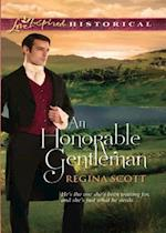 Honorable Gentleman (Mills & Boon Love Inspired Historical) af Regina Scott