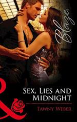 Sex, Lies and Midnight (Mills & Boon Blaze)