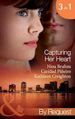 Capturing Her Heart: Royal Betrayal / More Than a Mission / The Rebel King (Mills & Boon By Request) (Capturing the Crown, Book 4) af Nina Bruhns
