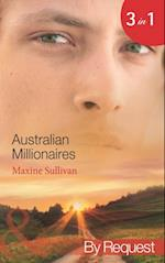 Australian Millionaires: The Millionaire's Seductive Revenge / The Tycoon's Blackmailed Mistress / The Executive's Vengeful Seduction (Mills & Boon By Request) (Australian Millionaires, Book 1)