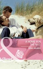 Home for the M.D. (Mills & Boon Cherish)