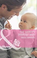 Sheriff's Doorstep Baby (Mills & Boon Cherish)