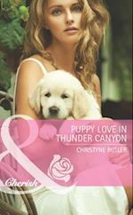 Puppy Love in Thunder Canyon (Mills & Boon Cherish) (Montana Mavericks: Back in the Saddle, Book 2)