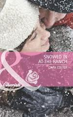 Snowed in at the Ranch (Mills & Boon Cherish)