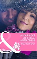 Maverick's Christmas Homecoming (Mills & Boon Cherish)