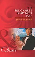 Billionaire's Borrowed Baby (Mills & Boon Desire)