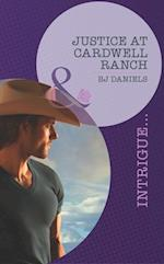 Justice at Cardwell Ranch