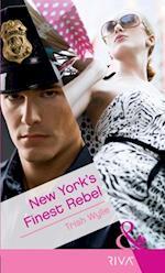 New York's Finest Rebel (Mills & Boon Modern Heat)