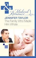 Family Who Made Him Whole (Mills & Boon Medical) (Bride's Bay Surgery, Book 1)