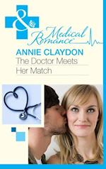 Doctor Meets Her Match (Mills & Boon Medical)