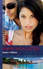 Savas's Wildcat (Mills & Boon Modern)