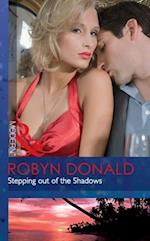 Stepping out of the Shadows (Mills & Boon Modern) af Robyn Donald