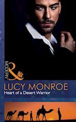 Heart of a Desert Warrior (Mills & Boon Modern)