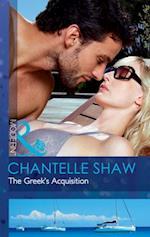 Greek's Acquisition (Mills & Boon Modern)