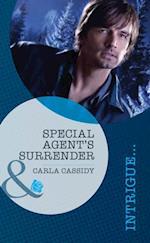 Special Agent's Surrender