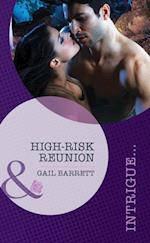 High-Risk Reunion (Mills & Boon Intrigue) (Stealth Knights, Book 1) af Gail Barrett