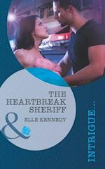 Heartbreak Sheriff (Mills & Boon Intrigue) (Small-Town Scandals, Book 2)