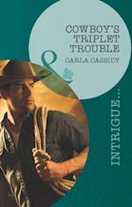 Cowboy's Triplet Trouble