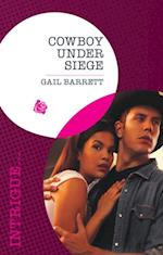 Cowboy Under Siege (Mills & Boon Intrigue) (The Kelley Legacy, Book 3) af Gail Barrett