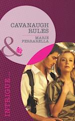 Cavanaugh Rules (Mills & Boon Intrigue) (Cavanaugh Justice, Book 22)