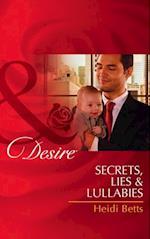 Secrets, Lies & Lullabies (Mills & Boon Desire) af Heidi Betts