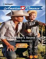 Cowboy's Secret Son (Mills & Boon American Romance) (The Teagues of Texas, Book 1)