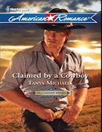 Claimed by a Cowboy (Mills & Boon American Romance) (Hill Country Heroes, Book 1)