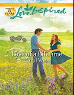 Love of a Lifetime (Mills & Boon Love Inspired) af Carol Voss