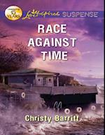 Race Against Time (Mills & Boon Love Inspired Suspense) af Christy Barritt