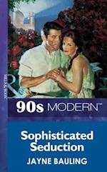 Sophisticated Seduction (Mills & Boon Vintage 90s Modern)