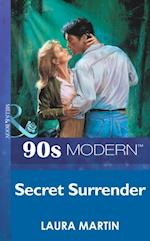Secret Surrender (Mills & Boon Vintage 90s Modern) af Laura Martin