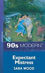 Expectant Mistress (Mills & Boon Vintage 90s Modern)