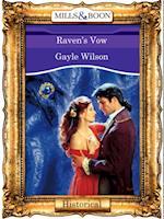 Raven's Vow (Mills & Boon Vintage 90s Modern)