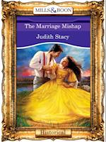 Marriage Mishap af Judith Stacy