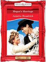 Megan's Marriage