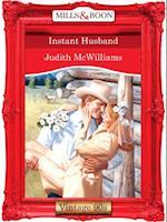 Instant Husband af Judith McWilliams