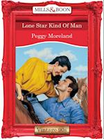Lone Star Kind Of Man (Mills & Boon Vintage Desire)