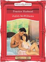 Practice Husband af Judith McWilliams