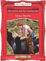 Cowboy And The Calendar Girl (Mills & Boon Vintage Desire) af Nancy Martin
