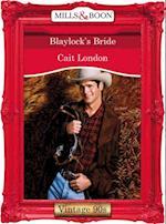 Blaylock's Bride