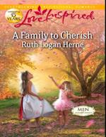 Family to Cherish (Mills & Boon Love Inspired) (Men of Allegany County, Book 5) af Ruth Logan Herne
