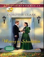 Wooing the Schoolmarm af Dorothy Clark