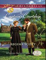 Captain's Courtship (Mills & Boon Love Inspired Historical) (The Everard Legacy, Book 2) af Regina Scott