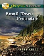 Small Town Protector (Mills & Boon Love Inspired Suspense) af Hope White