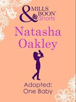 Adopted: One Baby (Mills & Boon Short Stories)