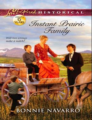Instant Prairie Family (Mills & Boon Love Inspired Historical)