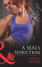 SEAL's Seduction (Mills & Boon Blaze) (Uniformly Hot!, Book 34)