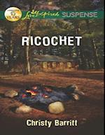 Ricochet (Mills & Boon Love Inspired Suspense) af Christy Barritt